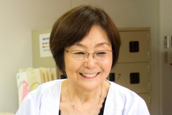 料理研究家の植田夏代先生