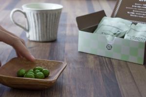 京都とチョコレートとパッケージ。