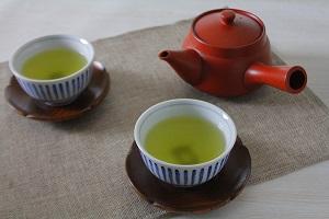 冬は日本茶でゆったりと