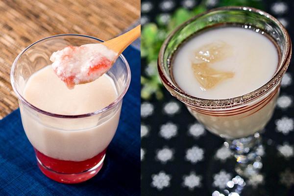 夏こそ飲みたい!日本伝統の発酵飲料「甘酒」