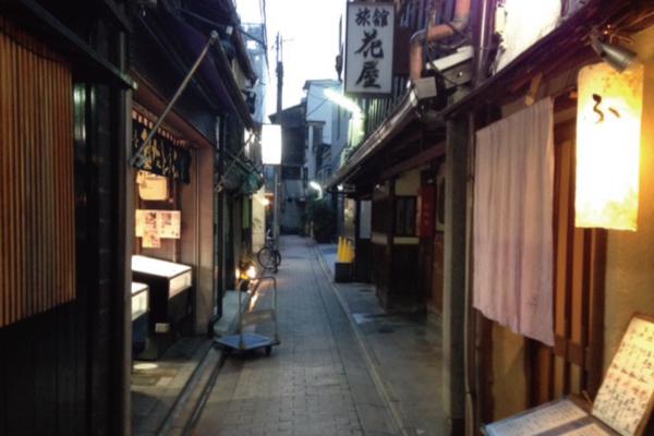 旅ドキ番外編:会社帰りに繁華街を散歩したら意外な京都を発見できた話