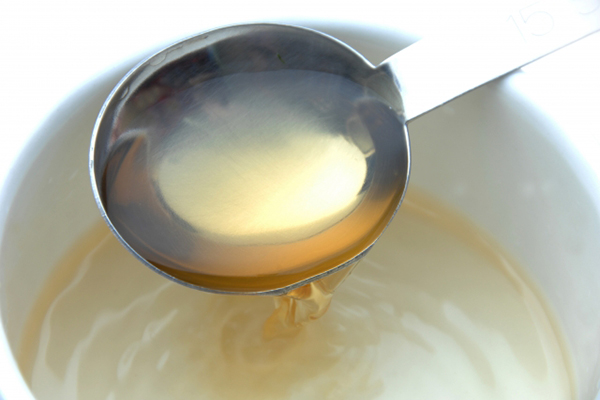 爽やかに、香り高く。柑橘酢で減塩!