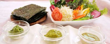 野菜たっぷりのヘルシーヴィーガンレシピ アルファルファの手巻きサラダ